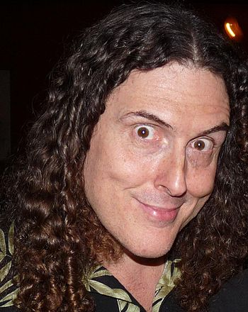 "Weird Al's Blurred ""Word Crimes"" Lines"